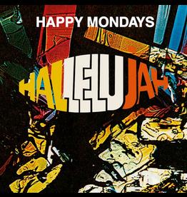 London Records Happy Mondays - Hallelujah (Original, Club Mix {Andrew Weather & Paul Oakenfold} and Ewan Pearson Remixes)