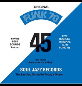 "Soul Jazz Records Various - Soul Jazz Records Presents - Funk 70 - Collectors 7"" Box Set"