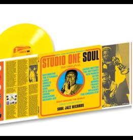 Soul Jazz Records Various - Soul Jazz Records Presents - Studio One Soul (Coloured Vinyl)
