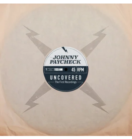 Lightning Rod Records Johnny Paycheck - Uncovered: The First Recordings