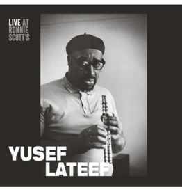 Gearbox Records Yusef Lateef - Live at Ronnie Scott's, 15th January 1966