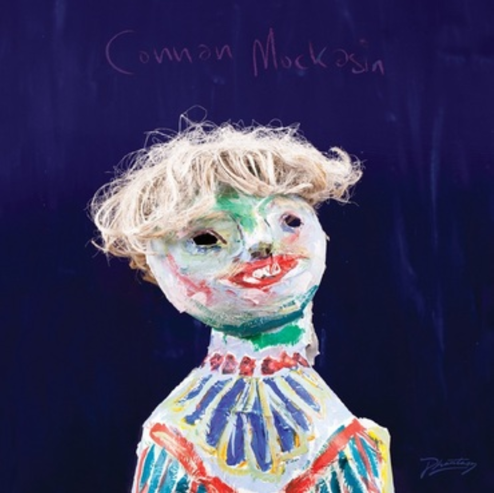 Because Music Connan Mockasin - Forever Dolphin Love (Coloured Vinyl)