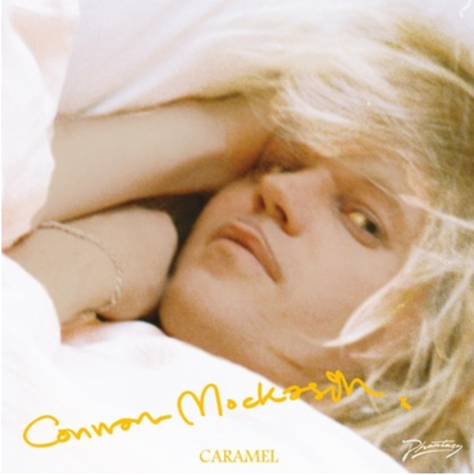 Because Music Connan Mockasin - Caramel (Coloured Vinyl)