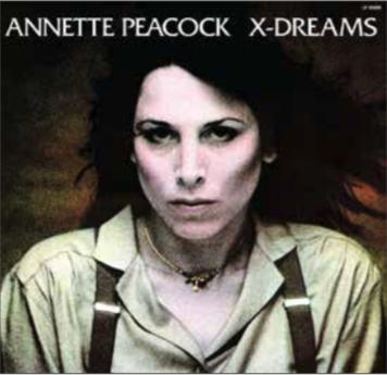 Sundazed Records Annette Peacock - X-dreams (Coloured Vinyl)