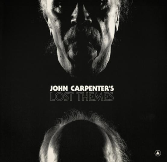 Sacred Bones Records John Carpenter - Lost Themes (Red Smoke Vinyl)