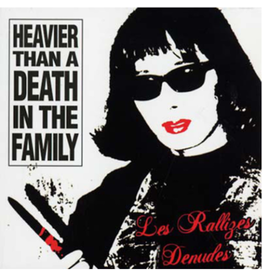 Phoenix Records Les Rallizes Denudes - Heavier Than A Death In The Family (Coloured Vinyl)