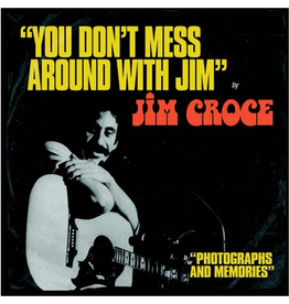 BMG Jim Croce - You Don't Mess Around With Jim / Operator (That's Not The Way It Feels) (Coloured Vinyl)