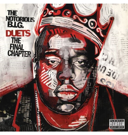 100% Silk The Notorious B.I.G. - Duets: The Final Chapter (Coloured Vinyl)