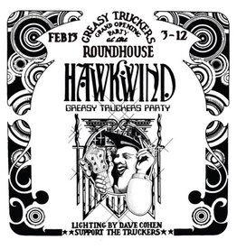 PLG UK Catalog Hawkwind - Greasy Truckers Party
