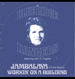 BMG John Fogerty - Blue Ridge Rangers 4-track EP - Jambalaya (On The Bayou) b/w Hearts Of Stone (Coloured Vinyl)