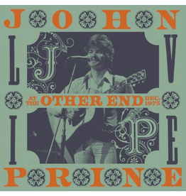 Rhino John Prine - Live At The Other End, Dec. 1975