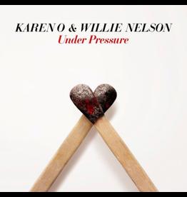 BMG Karen O & Willie Nelson - Under Pressure (White Vinyl)