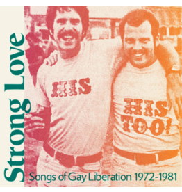 Chapter Music Various - Strong Love: Songs Of Gay Liberation 1972-81