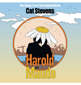 UMC Cat Stevens - Harold & Maude OST (Yellow Vinyl)
