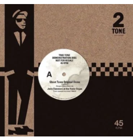 Two Tone Records Jerry Dammers - At The Home Organ: Demos 1980-82