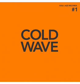 Soul Jazz Records Various - Cold Wave #1