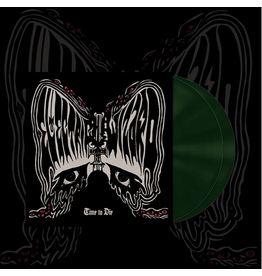 Spinefarm Electric Wizard - Time To Die (Coloured Vinyl)