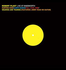 Mercury Robert Plant - Live at Knebworth (Coloured Vinyl)