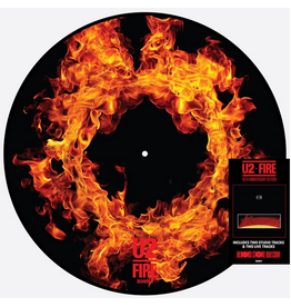 UMC U2 - Fire (40th Anniversary Edition) (Picture Disc)
