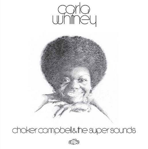 Attic Carla Whitney - Choker Campbell & The Super Sounds