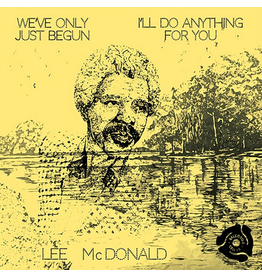 Selector Series Lee McDonald - We've Only Just Begun / I'll Do Anything For You