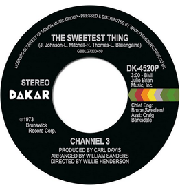 Dakar Channel 3 - The Sweetest Thing / Someone Else's Arms