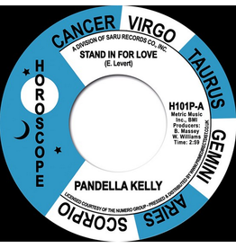 Horoscope Pandella Kelly - Stand In For Love / Love's Needed