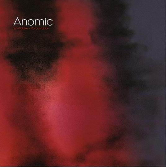 Vinyl Tap Jah Wobble And Marconi Union - Anomic (Coloured Vinyl)