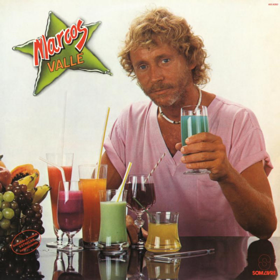 Mr Bongo Marcos Valle - Marcos Valle (Half-Speed Mastered Edition)