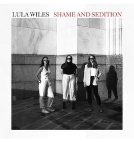 Smithsonian Folkways Lula Wiles - Shame And Sedition