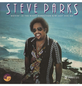 Dynamite Cuts Steve Parks - Movin In The Right Direction C/W Just Ask Me