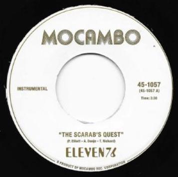 Mocambo ELEVEN76 - The Scarab's Quest