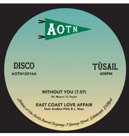 Athens Of The North East Coast Love Affair and Mary Love Comer - Without You