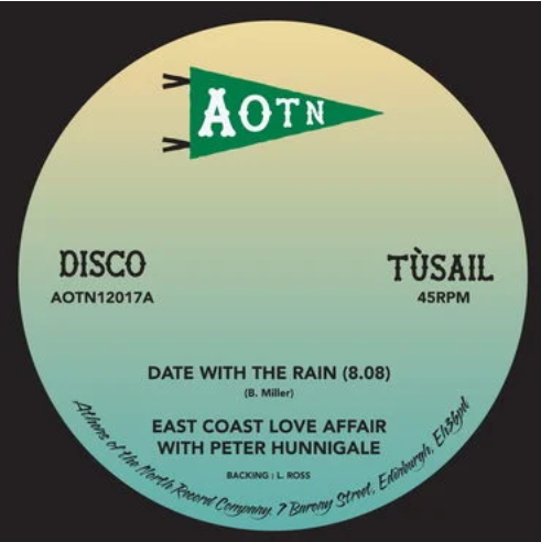 Athens Of The North East Coast Love Affair - Date with the Rain (feat. Peter Hunningale & L. Ross)