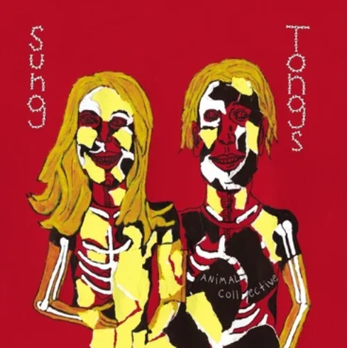 Domino Records Animal Collective - Sung Tongs