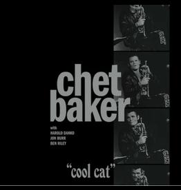 Tidal Waves Music Chet Baker - Cool Cat