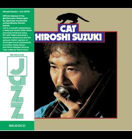 We Release Jazz Hiroshi Suzuki - Cat