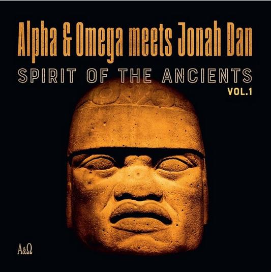 Mania Dub Alpha & Omega Vs Jonah Dan - Spirit Of The Ancients Vol 1