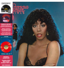 LMLR Donna Summer - Bad Girls ( Coloured Vinyl)
