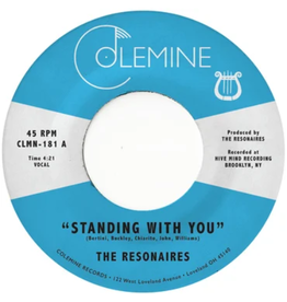 Colemine Records The Resonaires - Standing With You (Coloured Vinyl)