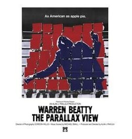 Cinema Paradiso Recordings Michael Small - The Parallax View OST