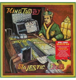Demon Records King Tubby - Majestic Dub
