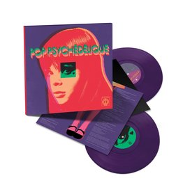 Two-Piers Various - Pop Psychedelique  - STP EXCLUSIVE PURPLE  LP