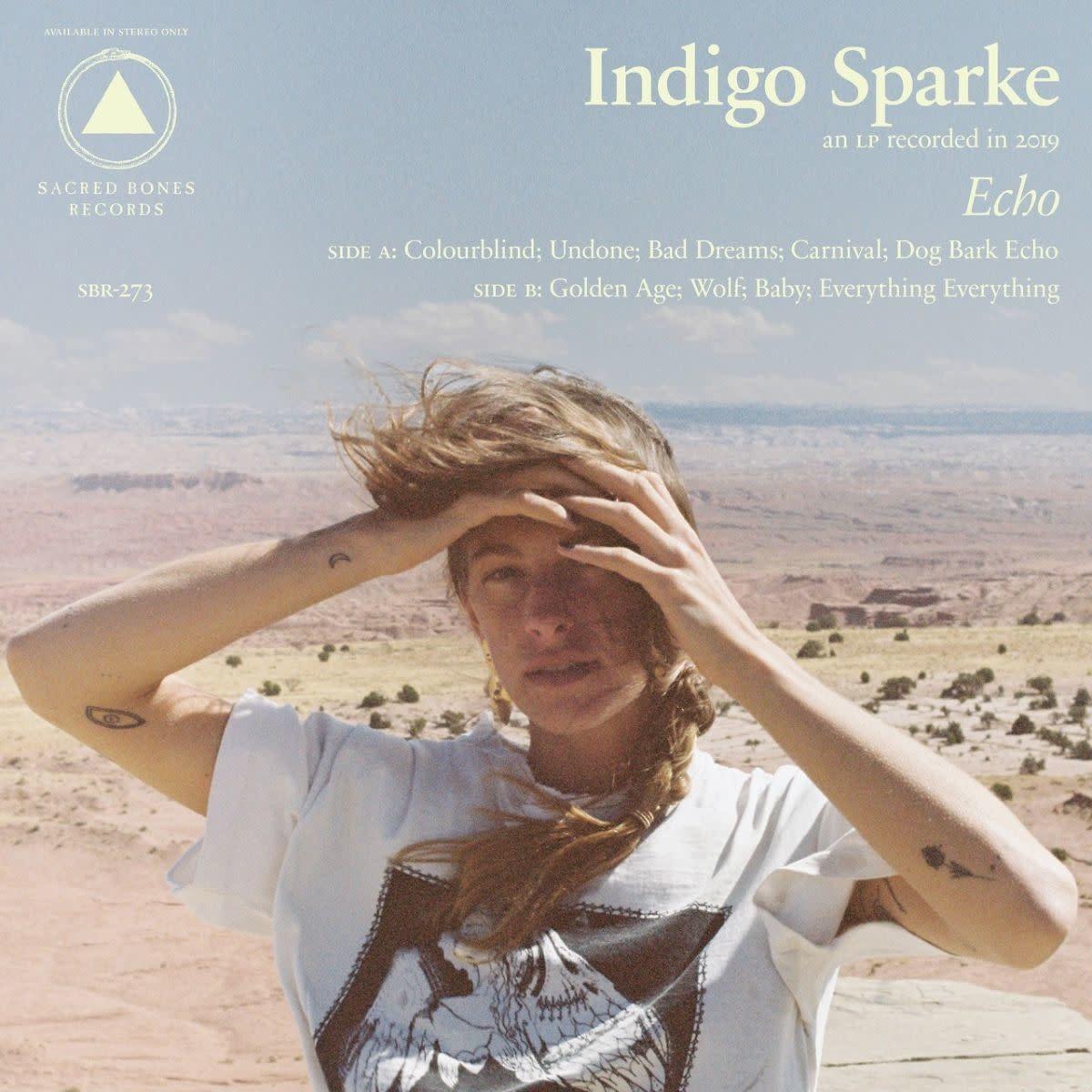 Sacred Bones Records Indigo Sparke - Echo