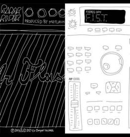 Because Music Mr Flash / A Bass Day - Radar Rider/ F.I.S.T (ED001 18th Anniversary)