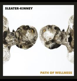 Mom + Pop Sleater Kinney - Path of Wellness (Coloured Vinyl)