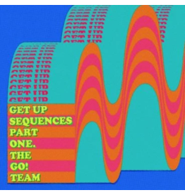 Memphis Industries The Go! Team - The Get Up Sequences Part One (Coloured Vinyl)
