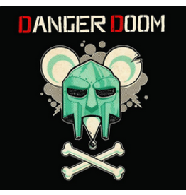Metal Face Records Dangerdoom - The Mouse and The Mask (Metalface Edition)