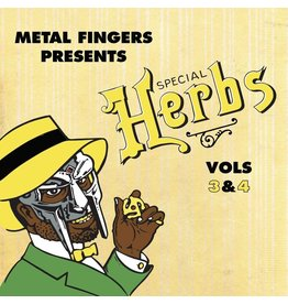 Nature Sounds MF Doom - Special Herbs Volumes 3 & 4