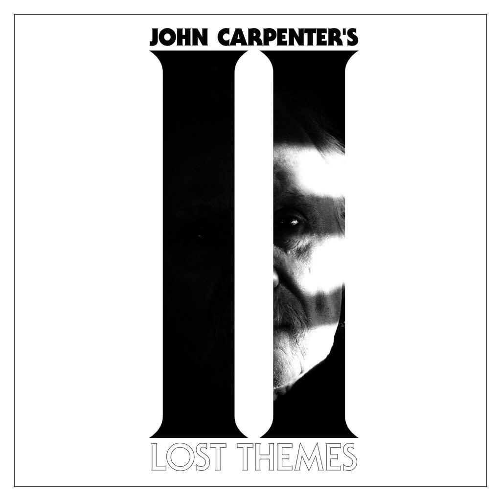 Sacred Bones Records John Carpenter - Lost Themes II (Blue Smoke Vinyl)
